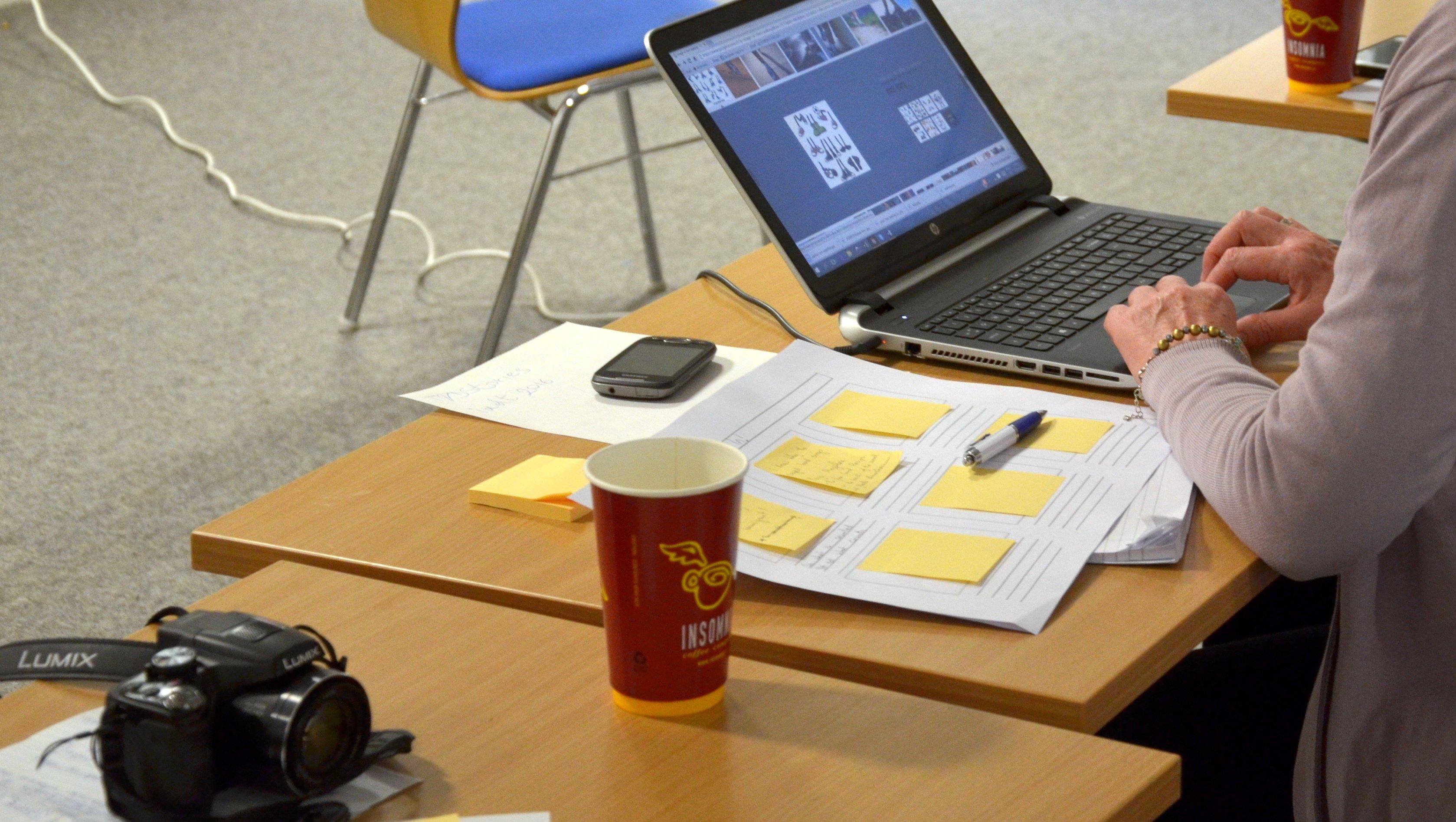 Warsztaty – Digital storytelling w edukacji
